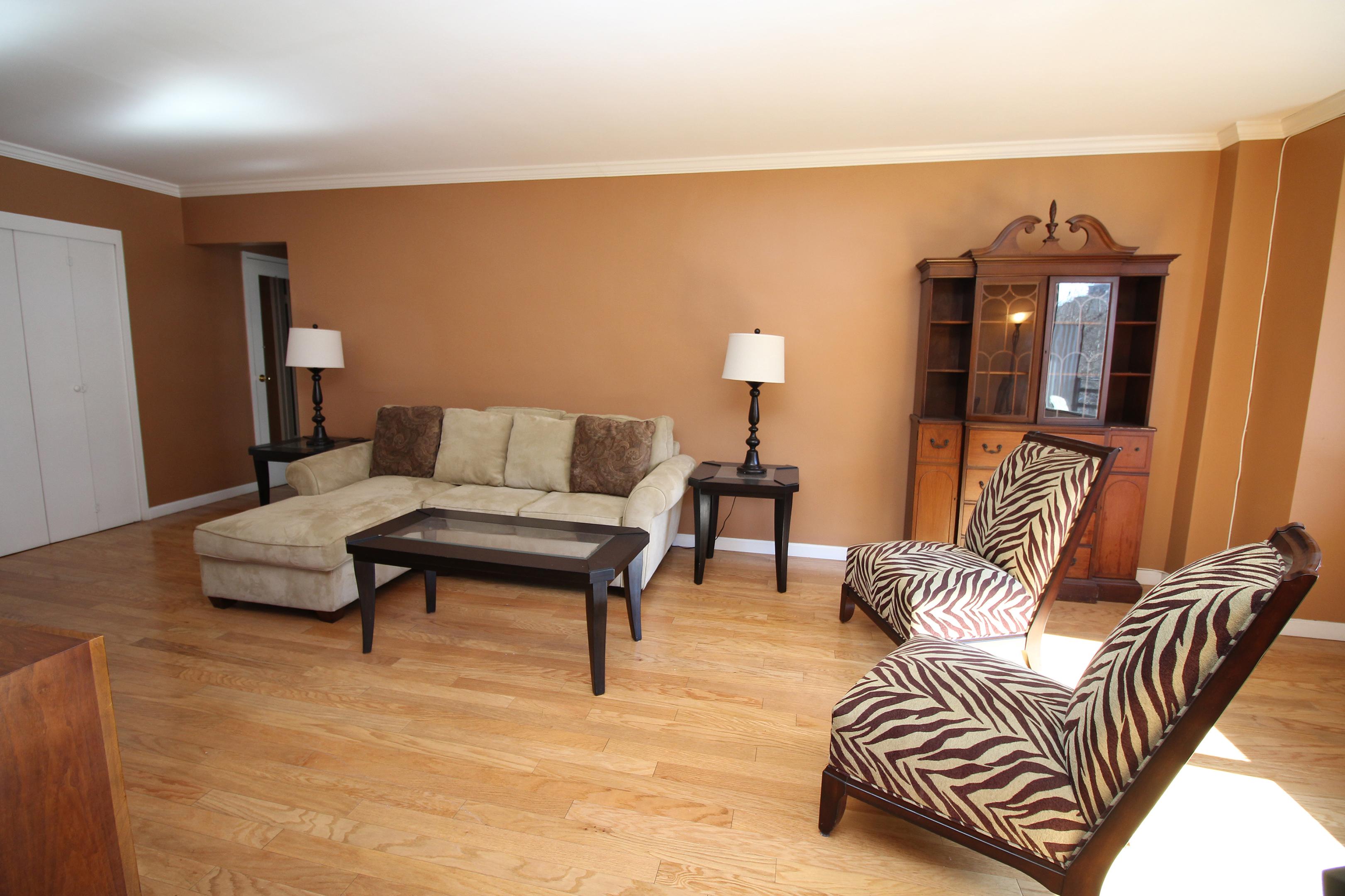 Furnished 1bedroom 6-12 month rental Central Park West